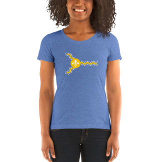 St. Louis Bosnian Flag Women's T-Shirt