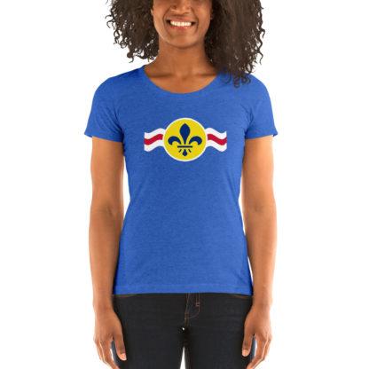 St. Louis Flag Women's T-Shirt