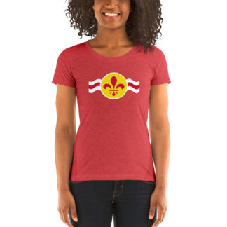 St. Louis Flag Women's T-Shirt